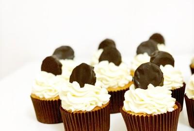 Bananove cupcakes